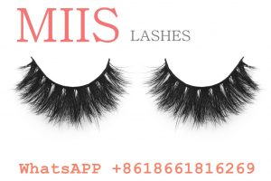 artificial mink 3d eyelash factory