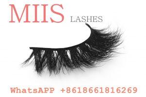 handmade mink fur 3d lashes