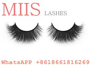 silk 3d lashes custom private label