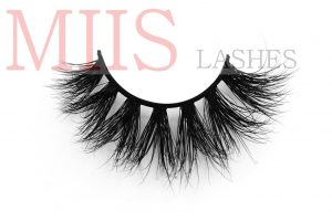 3d mink fur fake eyelashes