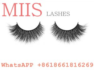 customized 3d lashes factory