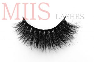 big false eyelashes