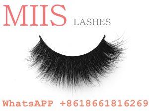 eyelashes customized box