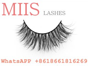 real mink beautiful false lashes