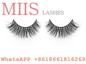 real mink 3d false lashes