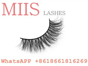 mink false strip lashes