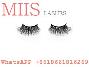 3d mink hair eyelash